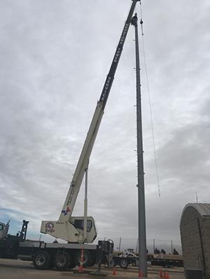 Crane operators lubbock houston 39 s tower service - Swimming pool supplies lubbock tx ...